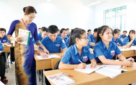 5 tiêu chuẩn để trở thành một giáo viên Phổ thông Trung học (2)