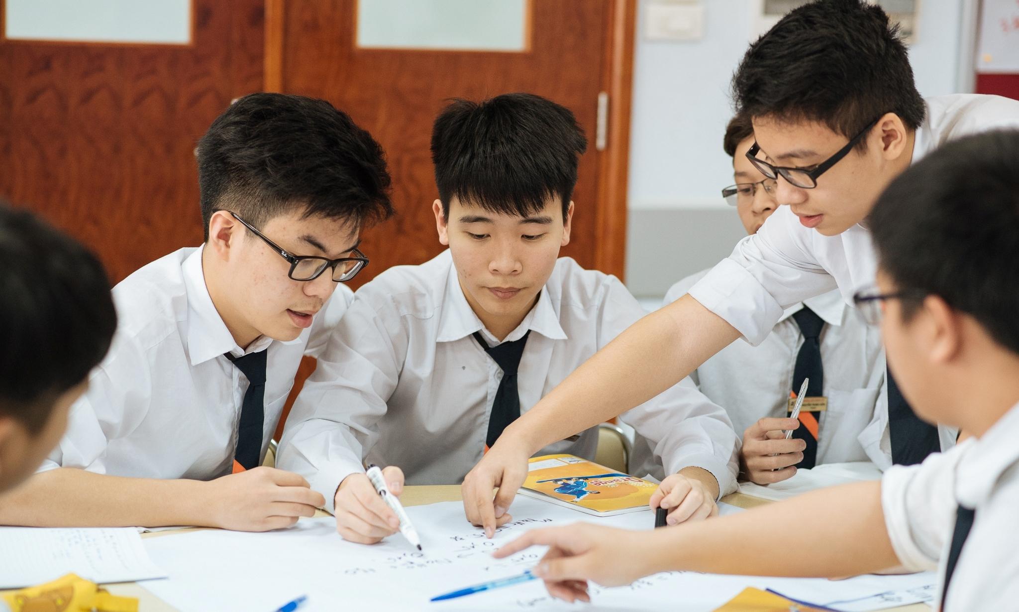 5 tiêu chuẩn để trở thành một giáo viên Phổ thông Trung học (3)