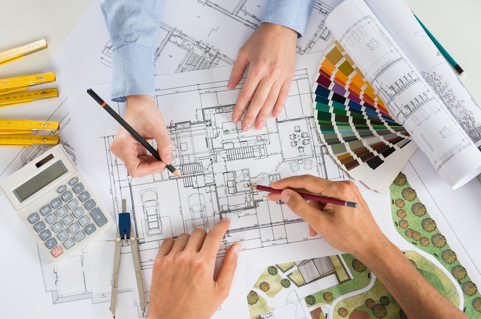 Có rất nhiều bản kiến trúc chỉ đẹp trên giấy.