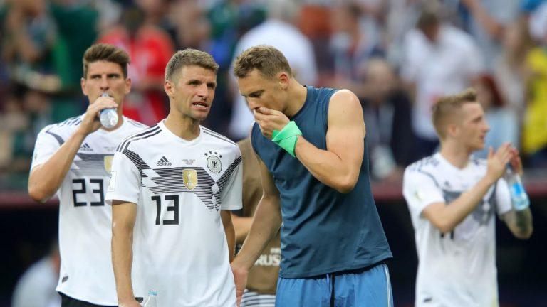 Những điểm yếu của đội tuyển Đức tại World cup 2018
