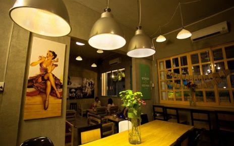 Giới thiệu những quán cà phê đẹp ở Sài Gòn được yêu thích hiện nay