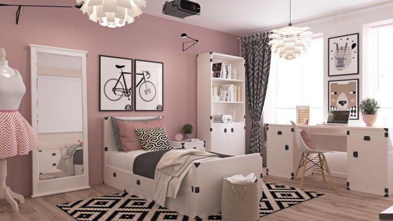 Những cách trang trí phòng ngủ nhỏ đơn giản mà đẹp nhất