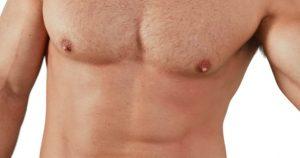 Nốt ruồi son trên ngực nam giới ở vị trí nào tốt